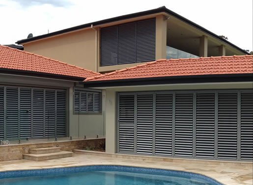 Clear View Shutters