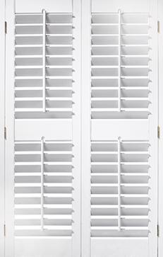 louver shutters