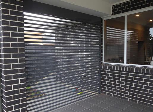 ROLLER Shutters CLEAR SEEVIEW MELBOURNE